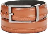 Kenneth Cole Reaction Men's Leather Reversible Feather-Edge Belt