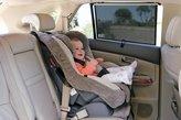 Dream Baby Dreambaby Extra Wide Car Window Shade - Black - 2 pk