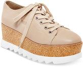 Steve Madden Women's Korrie Lace-Up Platform Sneakers