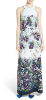 Ted Baker Women's Ziloh Floral Print Maxi Dress