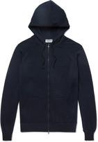 John Smedley Rickon Merino Wool Zip-Up Hoodie