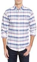 Vineyard Vines Men's Biras Creek Tucker Slim Fit Plaid Sport Shirt