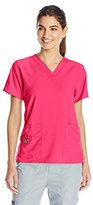 Carhartt Women's Cross-Flex Women's Media Scrub Top