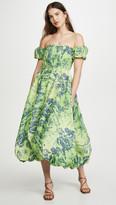 STAUD Papillon Dress