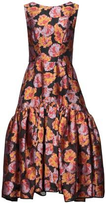 Maticevski 3/4 length dresses
