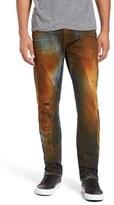 PRPS Men's 'Demon' Slim Straight Leg Jeans
