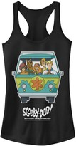 """Scooby-Doo Licensed Character Juniors' Mystery Incorporated"""" Graphic Tank"""