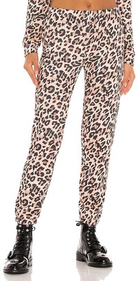 Generation Love Lionel Leopard Sweatpants