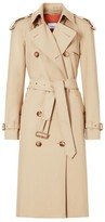 Burberry Archive Print-Lined Trench Coat