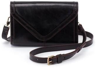 Hobo Fleet Convertible Leather Crossbody Bag