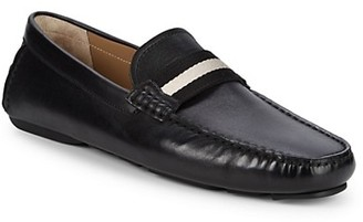 Bally Classic Leather Drivers