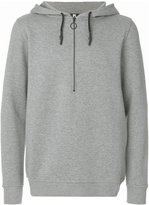 Kappa hooded pullover with back logo