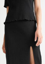 Thumbnail for your product : And other stories Midi Pencil Skirt