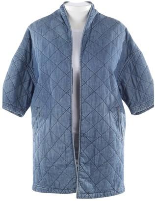 Current/Elliott Current Elliott Blue Jacket for Women