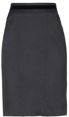 Roccobarocco Knee length skirt