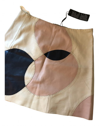 Italia Independent Other Leather Skirts