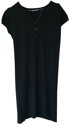 Petit Bateau Black Cotton Dress for Women