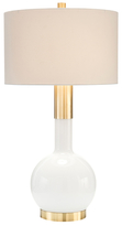 John-Richard Collection Jar Cotton & Silk Table Lamp
