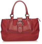 Lancel Pre-owned: Nylon Handbag.