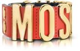 Moschino Leather Cuff