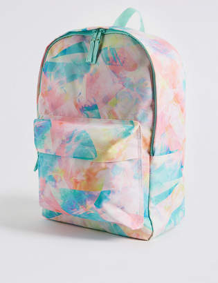 Marks and Spencer Kids Crystal Water Repellent Backpack