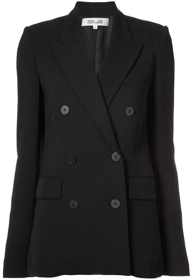 Diane von Furstenberg double-breasted jacket