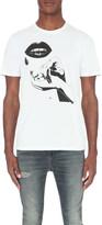 Diesel T-joe-hb cotton-jersey t-shirt
