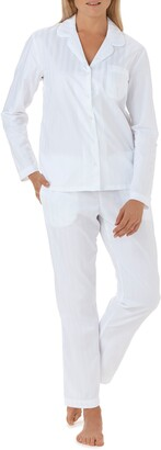 The White Company Cotton Pajamas