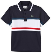 Lacoste Panelled Ultra Dry Polo