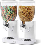 Zevro Original Indispensable Double Cereal Dispenser