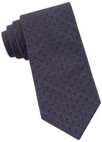 Michael Kors Narrow Microdot Tie