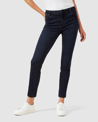 French Connection Women's Pants - Mid Rise Skinny Jean - Size One Size, 12 at The Iconic