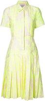 Jason Wu floral print dress - women - Cotton - 2