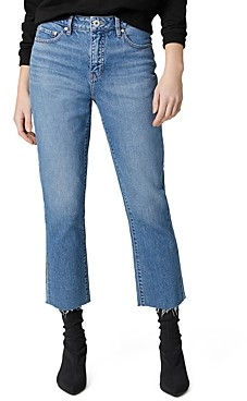 Jag Jeans Stella High Rise Straight Leg Jeans in Hudson Blue