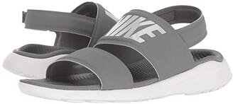 Nike Tanjun Sandal (Cool Grey/White/Pure Platinum) Women's Shoes