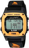 Freestyle 'Tide' Quartz Plastic and Nylon Sport Watch, Color:Black (Model: 10027114)