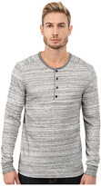 Alternative Eco Space Dyed Thermal Frontier Henley