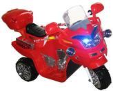 FX 3 Wheel Battery Powered Bike - Red