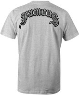 Famous Stars & Straps Men's Creeper Cotton Graphic-Print T-Shirt