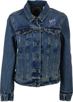 Levi's Women's Kansas City Royals Denim Trucker Jacket