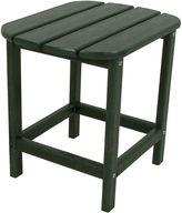 Polywood Montauk Side Table, Green