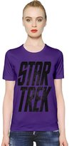 Teeshell star trek Womens T-shirt