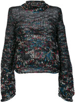 Missoni slouchy knit jumper