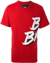 Blood Brother Badge T-Shirt - men - Cotton - S