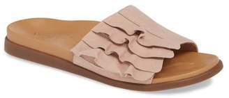 Vionic Roni Ruffled Slide Sandal