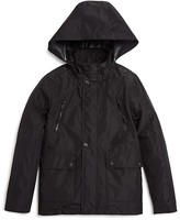 Urban Republic Boys' Hooded Rain Jacket - Little Kid, Big Kid