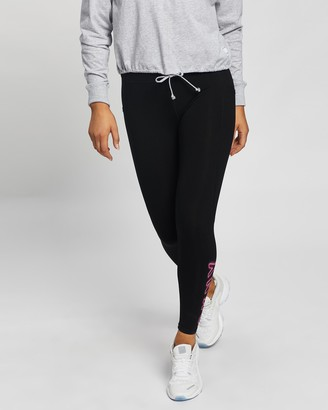 DKNY Printed Side Logo 7/8 Leggings