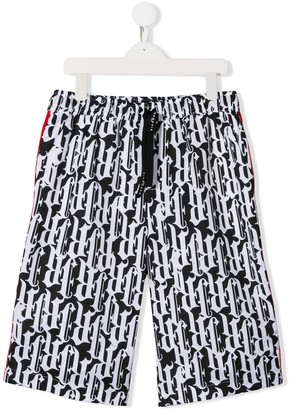 John Richmond Junior TEEN drawstring shorts