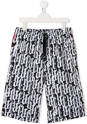 John Richmond Junior TEEN drawstring shorts