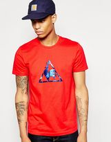 Le Coq Sportif T-shirt - Red